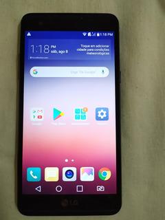 Celular LG X Power 16gb Com Defeito Na Tela (toque Fantasma)