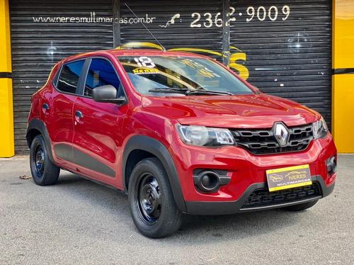 Renault Kwid 2018 1.0 12v Zen Sce 5p