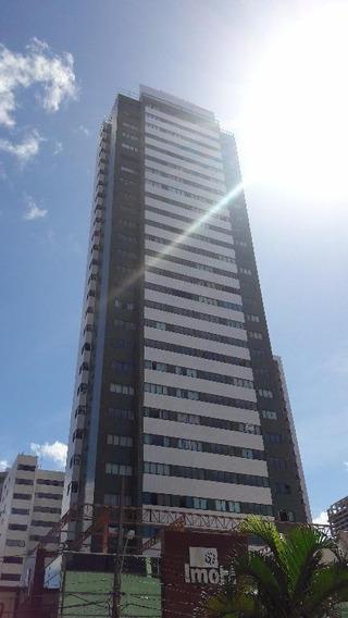 Apartamento Em Boa Viagem, Recife/pe De 28m² 1 Quartos Para Locação R$ 1.600,00/mes - Ap588272