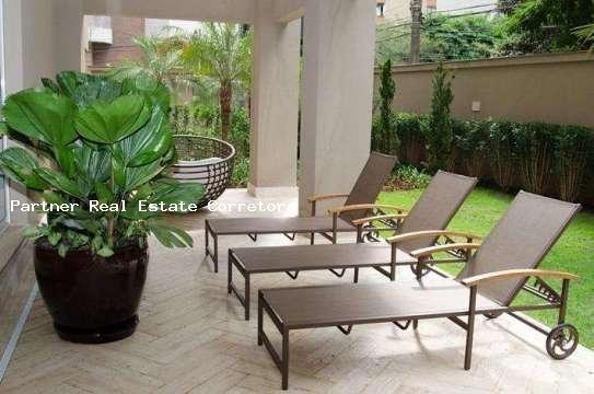 Apartamento Para Venda Em São Paulo, Vila Nova Conceição, 4 Dormitórios, 4 Suítes, 6 Banheiros, 5 Vagas - 2811_2-994302