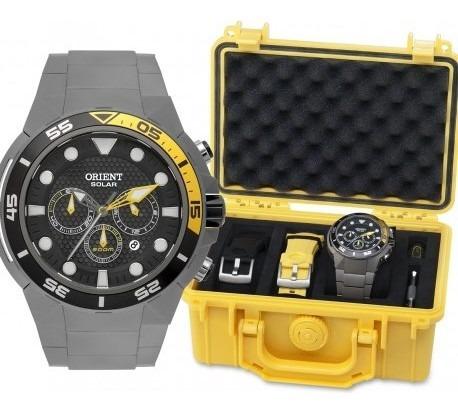 Relógio Orient Seatech Solar Mbttc014 P1gx - Ótica Prigol