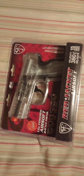Pistola De Airsoft Nueva ( No Gotchas,es De Bolitas De 6mm)