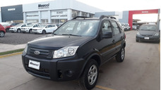 Ford Ecosport 1.6l Xls 4x2 Color Negro Año 2102