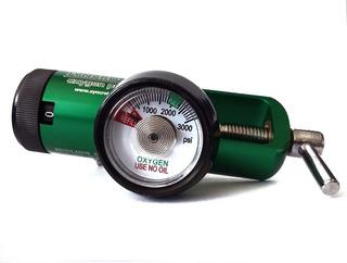Regulador Para Tubo De Oxigeno Medicinal