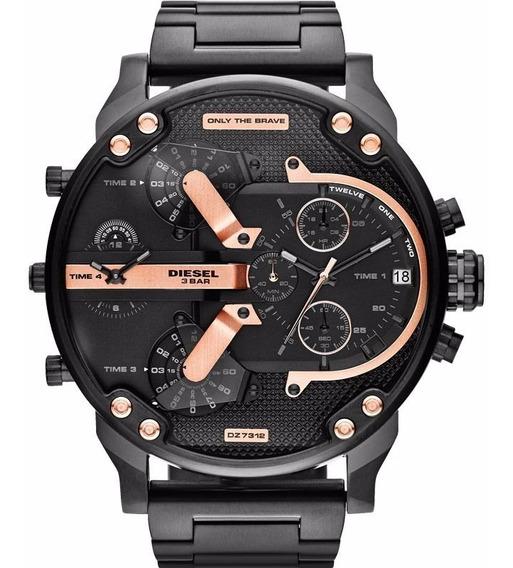 Relógio P718 Diesel Preto Dz7312