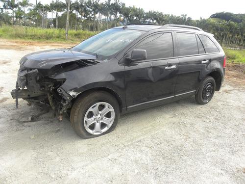Sucata Ford Edge 2010 2011 V6 Awd 5p