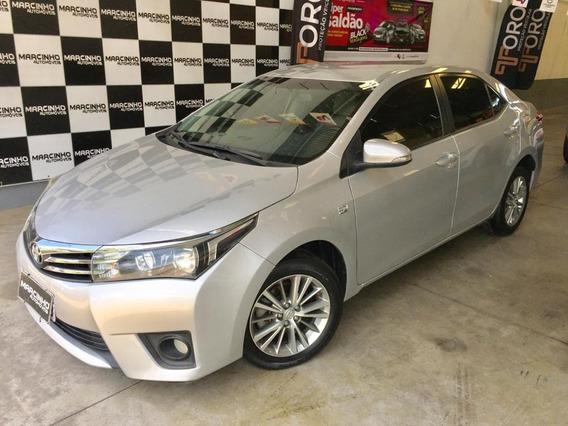 Toyota Corolla Xei 2.0 Automático Financiamos-trocamos