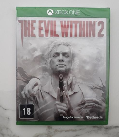 Jogo The Evil Within 2 Xbox One 100% Português - Lacrado