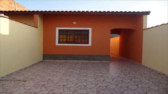 Casa Com 2 Dorms Nova Itanhaém Itanhaém R$170 Mil Cod:6885