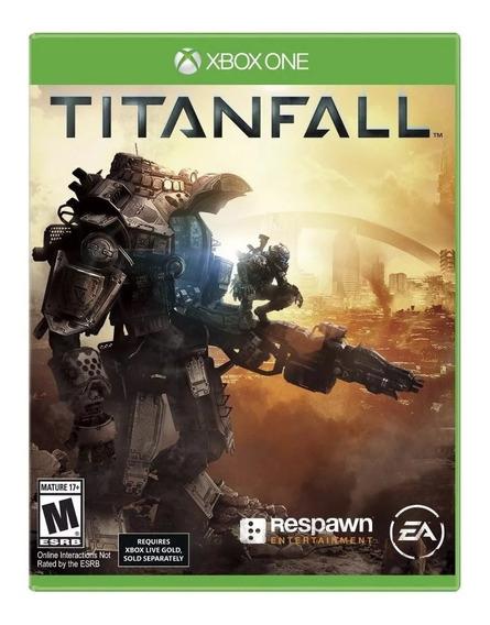 Jogo Titanfall Xbox One - Mídia Física Legendas Em Português