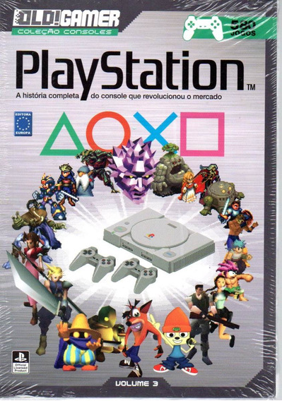 Old Gamer 3 Playstation - Europa 03 - Bonellihq Cx23 C19