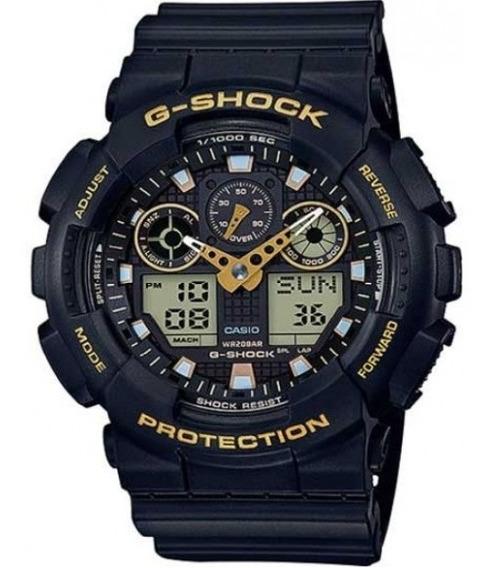 Casio Relógio G-shock Ga-100gbx-1a9dr