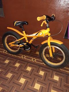 Bicicleta R 16 Hunter Sbk