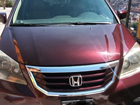 Honda Odyssey 3.5 Touring Minivan Cd Qc Dvd At 2008