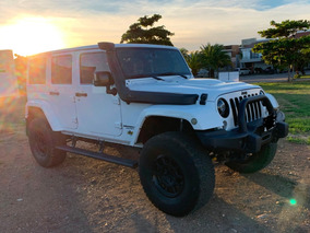 Jeep Wrangler 3.6 Unlimited Altitude 4x4 At
