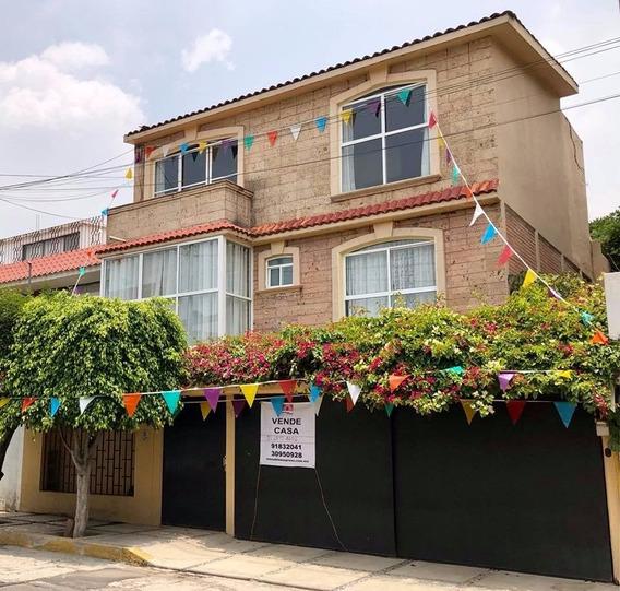 Venta De Bonita Casa En Bosque Residencial Del Sur