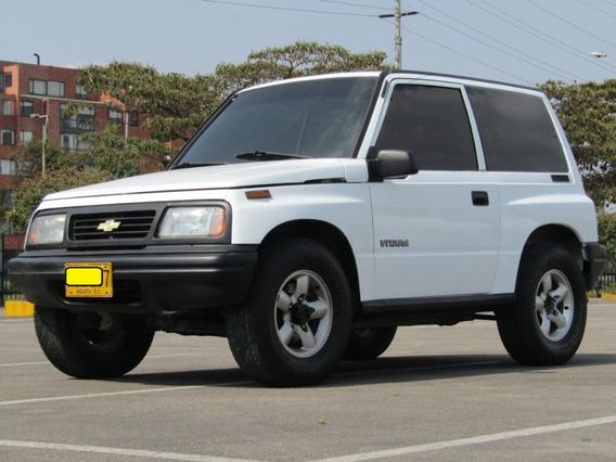 Chevrolet Vitara Mt 1600cc Mt Aa 4x4