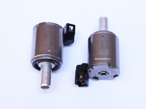 Imagen 1 de 3 de Par Electroválvulas Original Renault/ Peugeot Automatico Dp0