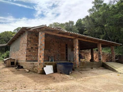 Sítio / Chácara Para Venda Em Mariana Pimentel, Linha Vasques, 2 Dormitórios, 1 Banheiro, 2 Vagas - 1223_1-1612485