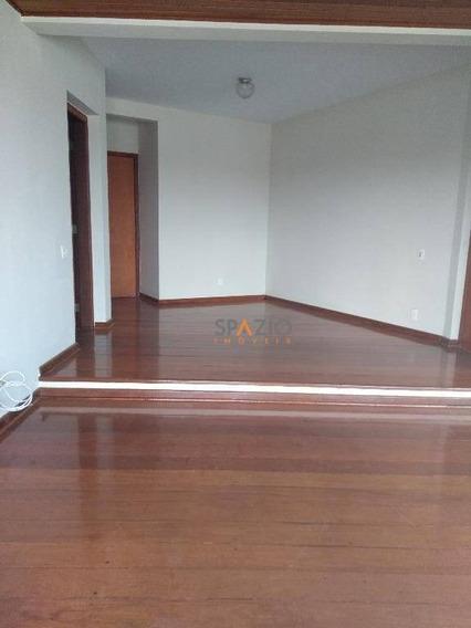 Excelente Apartamento Para Locação - Ap0051