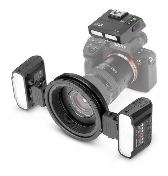 Flash Twin Meike Mk-mt24 - Sony Garantia Sem Juros