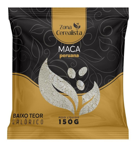 Maca Peruana Pura Zona Cerealista 150g