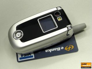 Celular Motorola V635 Fliper Gg Aço Flash O Primeiro Com Sd