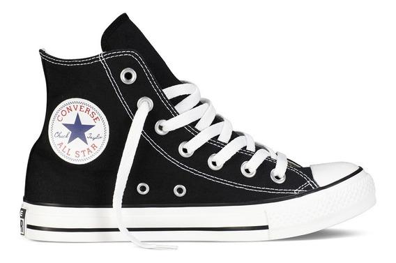 Zapatillas Converse Chuck Taylor All Star Botita Negro