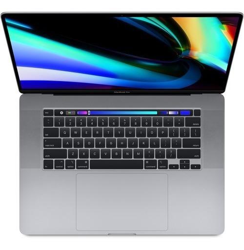 Macbook Pro 2019 16pol 2.4 I9 32gb 1tb 5500m Envio Ja