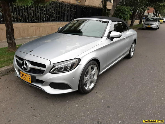 Mercedes Benz Clase C 200 Cabriolet At 2000cc Ct Aa