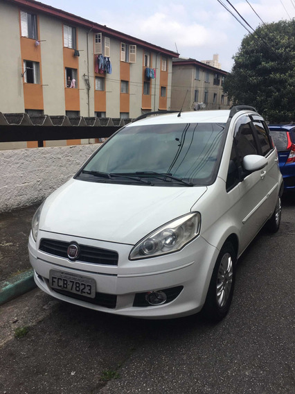 Fiat Idea 1.6 16v Essence Flex 5p 2014