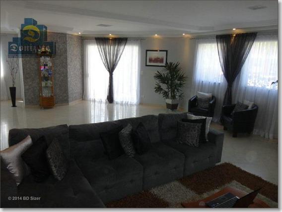 Sobrado Com 4 Dormitórios À Venda, 500 M² Por R$ 211.900,00 - Parque Terra Nova Ii - São Bernardo Do Campo/sp - So0729