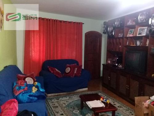 Imagem 1 de 24 de Casa Sobrado Em Jardim Santa Adelia - São Paulo - 4084