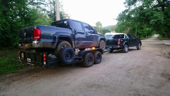 Trailers Auxilio Traslados Automotores-pick-up