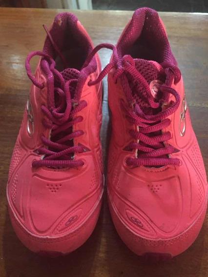 Zapatillas Olympikus De Mujer N37