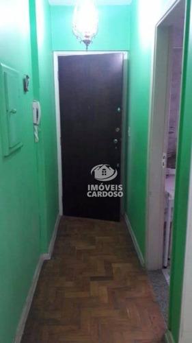 Imagem 1 de 10 de Apartamento Com 1 Dormitório À Venda, 55 M² Por R$ 290.000 - Água Branca - São Paulo/sp - Ap0380