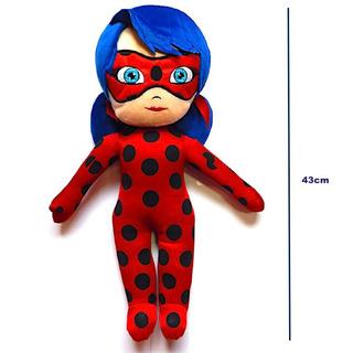 Miraculous Ladybug Peluche Marinette Dupain Cheng 43cm