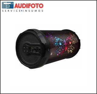Parlante Bazooka Bluetooth 15w Doble Parlante Rosario
