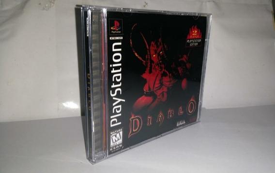 Diablo Ps1 Patch- Cd Preto