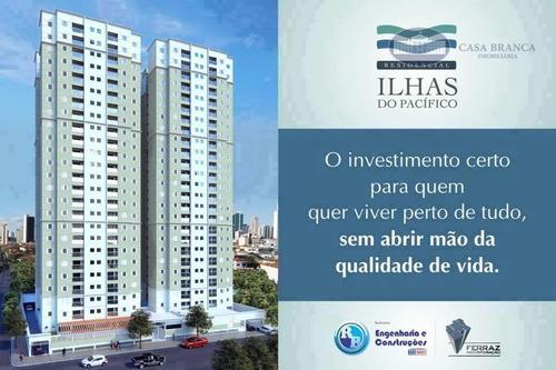 Apartamento Residencial À Venda, Vila Mendonça, Araçatuba - Ap0092. - Ap0092