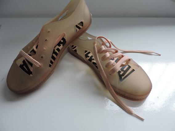 Vivienne Westwood Anglomania + Melissa Brighton Sneaker 36 + Brinde