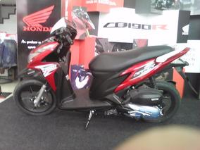 Honda Click 125i 2018 Cero Km Financiacion Directa Honda