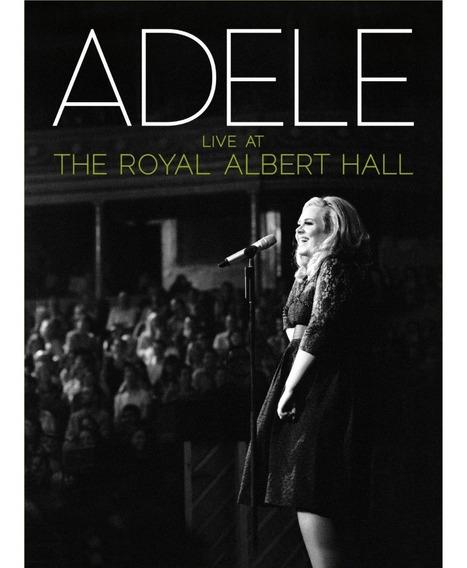Adele - Live At The Royal Albert Hall [dvd+cd] Lacrado Origi