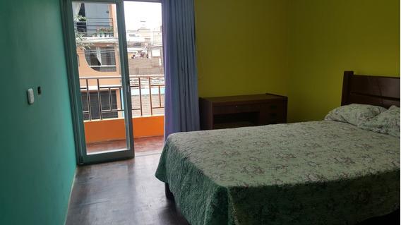 Habitacion Amoblada Los Olivos Persona Sola Baño Compartido