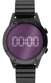 Relógio Euro Feminino Preto Eujhs31bad/4g Sabrina Sato + Nf