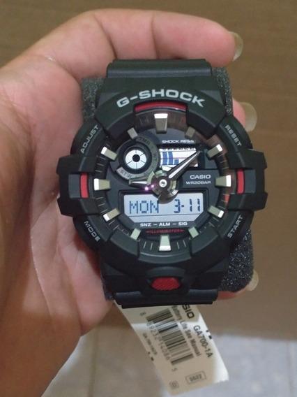 Relogio Casio G-shock Black Dial Men
