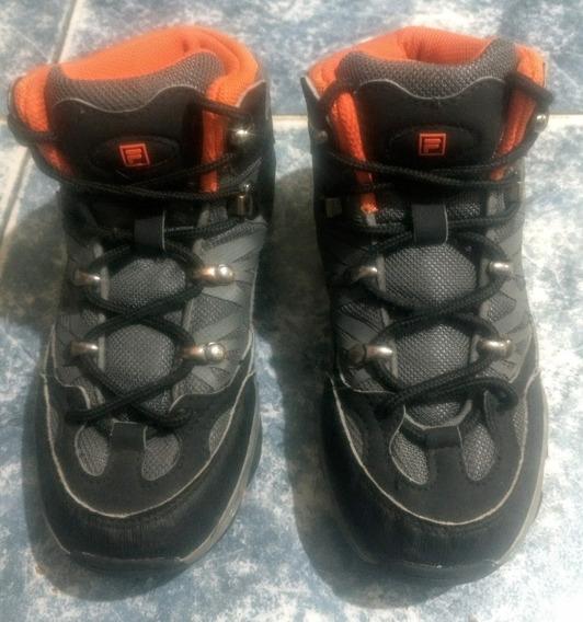 Zapatillas Fila Niño Talle 31