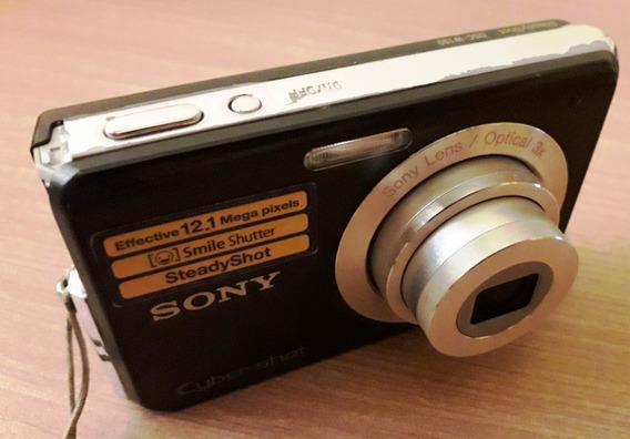 Câmera Digital Sony Cyber-shot 12.1mp Mod. Dsc-w190