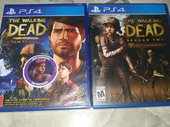 The Walking Dead New Frontier Lacrado+the Walk Dead Season