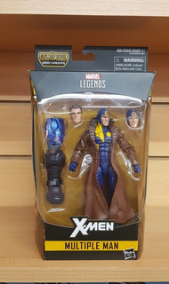 Marvel Legends X-men Multiple Man Baf Apocalypse